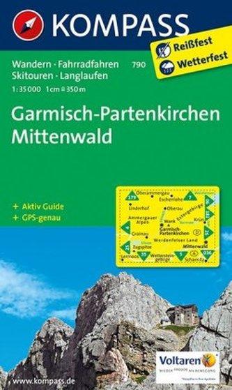 Garmisch Part.-Mittenwald  790  NKOM 1:35T