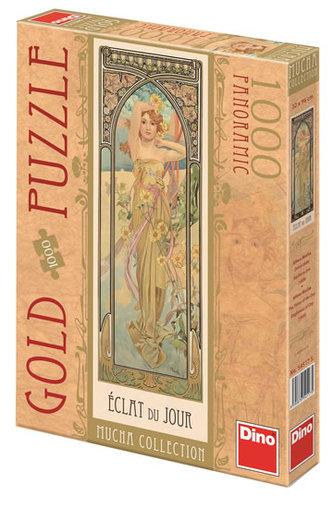 Alfons Mucha - Nádhera dne - puzzle 1000 D - neuveden