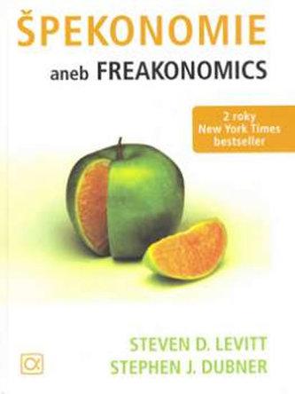 Špekonomie aneb Freaconomics