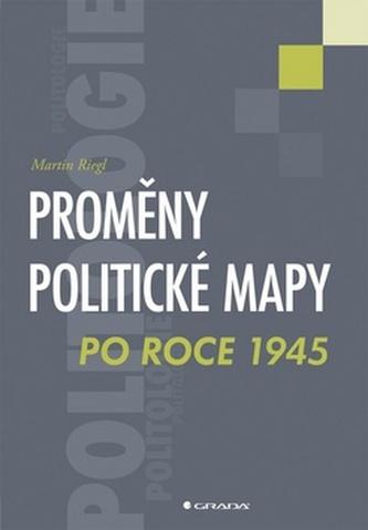 Proměny politické mapy po roce 1945
