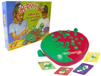 Červíci - Hra