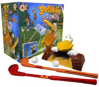 Golf s pelikánem - Hra