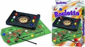 Ruleta - cestovní hra