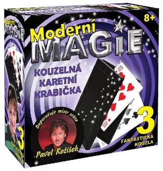 Sada 3 kouzel-kouzelná karetní krabička