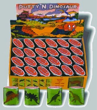 Sliz dinosaurus, display 1 ks