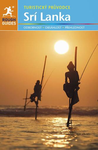 Srí Lanka - Turistický průvodce - neuveden