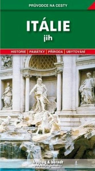 Itálie - jih - průvodce na cesty s CD