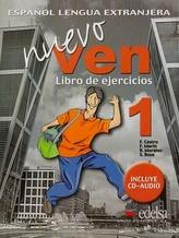 Nuevo Ven 1 ćwiczenia + CD