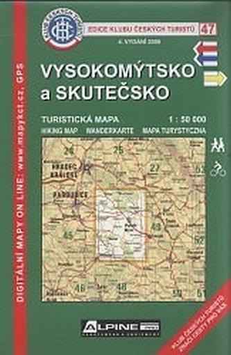 KCT 47 - Vysokomýtsko a Skutečsko