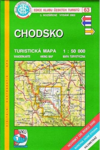 KČT 63 Chodsko 4.vyd.