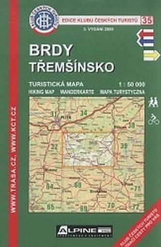 KČT35 Brdy, Třemšínsko