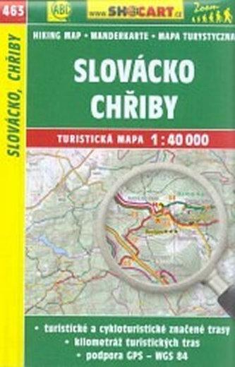 TCM 1:40T 463 Slovácko Chřiby Shocart