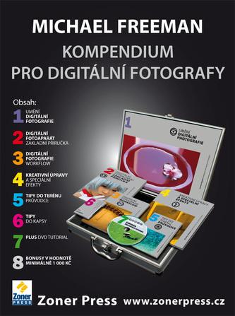 Kompendium pro digitální fotografy Kufr knih