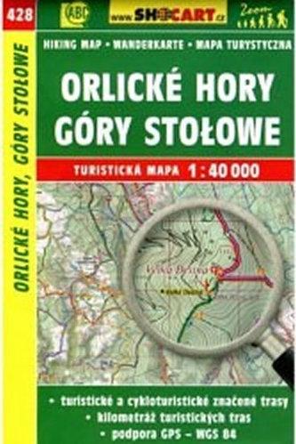 TM 1:40T 428 Orlické hory Shocart