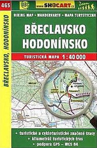 TM 1:40T 465 Břeclavsko Hodonínsko Shocart