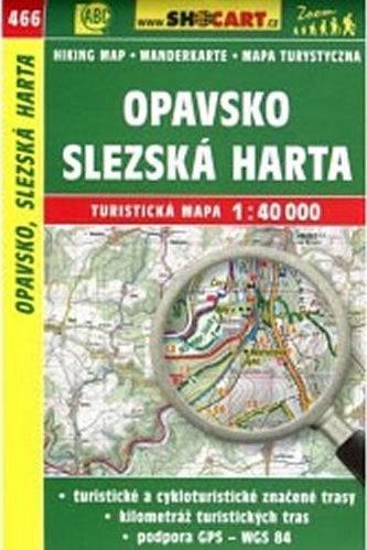 TM 1:40T 466 Opavsko Slezská Harta Shocart