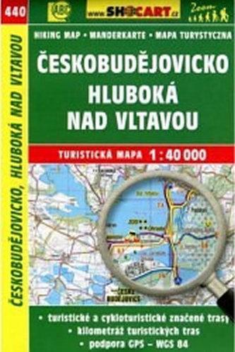 TM 1:40T 440 Českobudějovicko Hluboká nad Vltavou