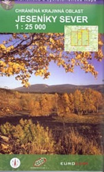 TCM 1:25T Jeseníky sever Eurokart