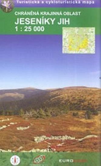 TCM 1:25T Jeseníky jih Eurokart