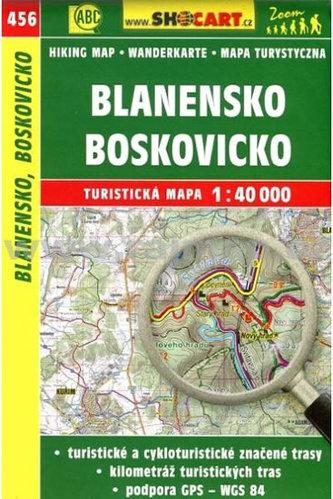 CKM Blanensko Boskovicko 456 1:40T