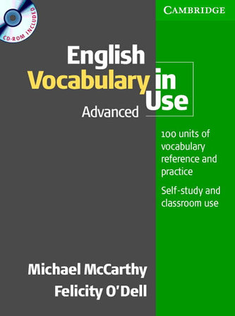 English Vocabulary in Use Advanced CD