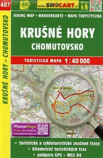 CTM Krušné Hory Chomutovsko 407 1:40T Shocart
