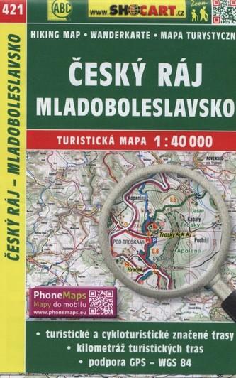 Český Ráj Mladoboleslavsko 421 1:40T Shocart