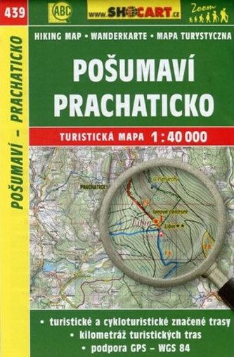 CTM Pošumaví Prachaticko 439 1:40T