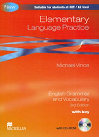 Elementary Language Practice CD 3rd Edition