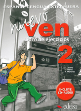 Nuevo Ven 2 Ćwiczenia + CD