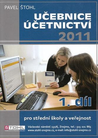 Učebnice účetnictví 2011 1.díl