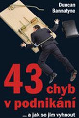 43 chyb v podnikání... a jak se jim vyhnout