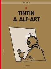 Tintin 24 - Tintin a alf-art