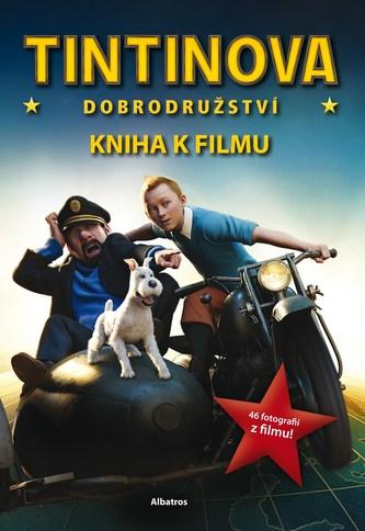 Tintinova dobrodružství - Kniha k filmu