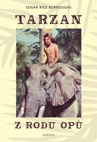 Tarzan z rodu Opů (1) - Svatopluk Hrnčíř