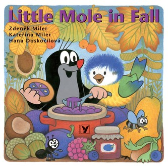 Little Mole in Fall