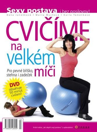 Cvičení na míči - časopisecký speciál