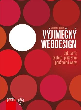 Výjimečný webdesign