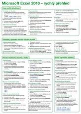 Microsoft Excel 2010 – rychlý přehled