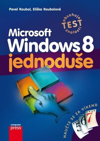 Microsoft Windows 8 Jednoduše