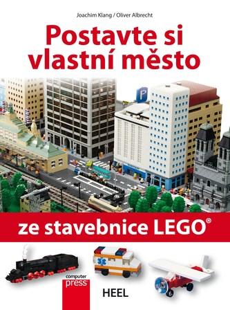 Postavte si vlastní město ze stavebnice LEGO®