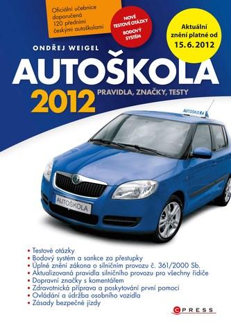 Autoskola 2012 - Náhled učebnice