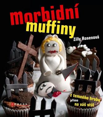Morbidní muffiny - z temného hrobu přímo na váš stůl