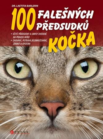 Kočka - 100 falešných předsudků - Laetitia Barlerin