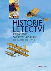 Historie letectví - Průkopníci světové aviatiky od antiky do r. 1914