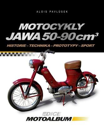Motocykly Jawa 50 - 90 cm3