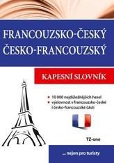 Francouzsko-český/česko-francouzský kapesní slovník