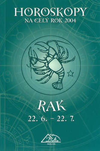 Horoskopy na celý rok 2004 Rak