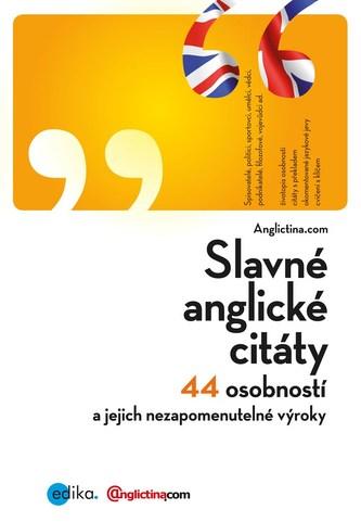 Slavné anglické citáty - Anglictina.com