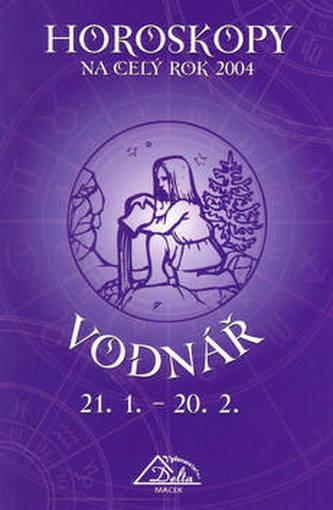 Horoskopy 2004 Vodnář
